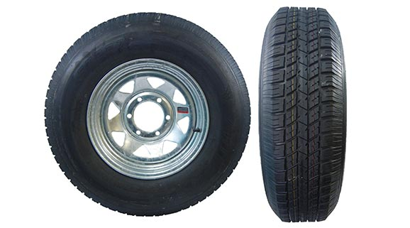 Bias Ply Tires >> Galvanized 6 Lug Wheels With Bias Ply Tires Magic Tilt Online Catalog